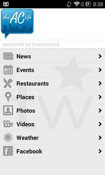 The AC Life apk screenshot