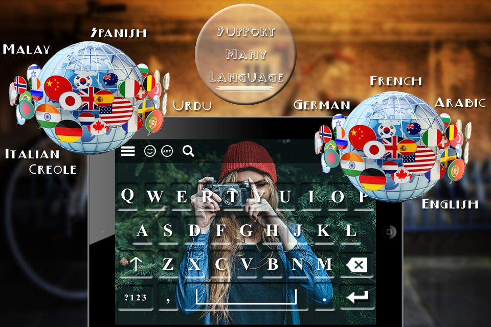 My Photo Keyboard with Emoji for Android - APK Download
