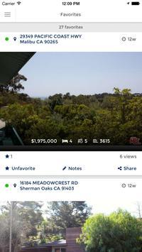 The Agency Real Estate apk screenshot