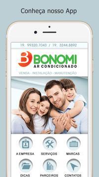 Bonomi Ar Condicionado apk screenshot