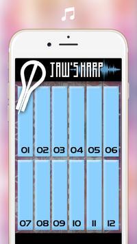 Jaw's harp apk screenshot