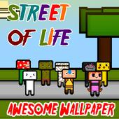 Street of Life - Wallpaper icon