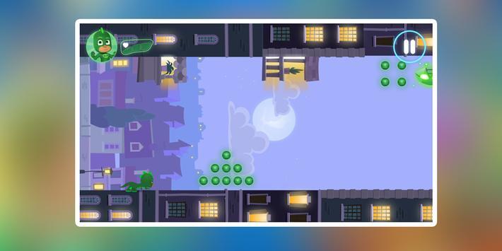 Temple PJ Runner Masks Games apk screenshot