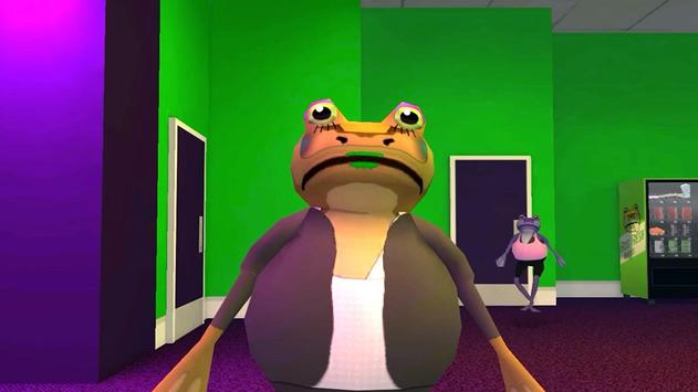 Amazing Super Frog Simulator poster