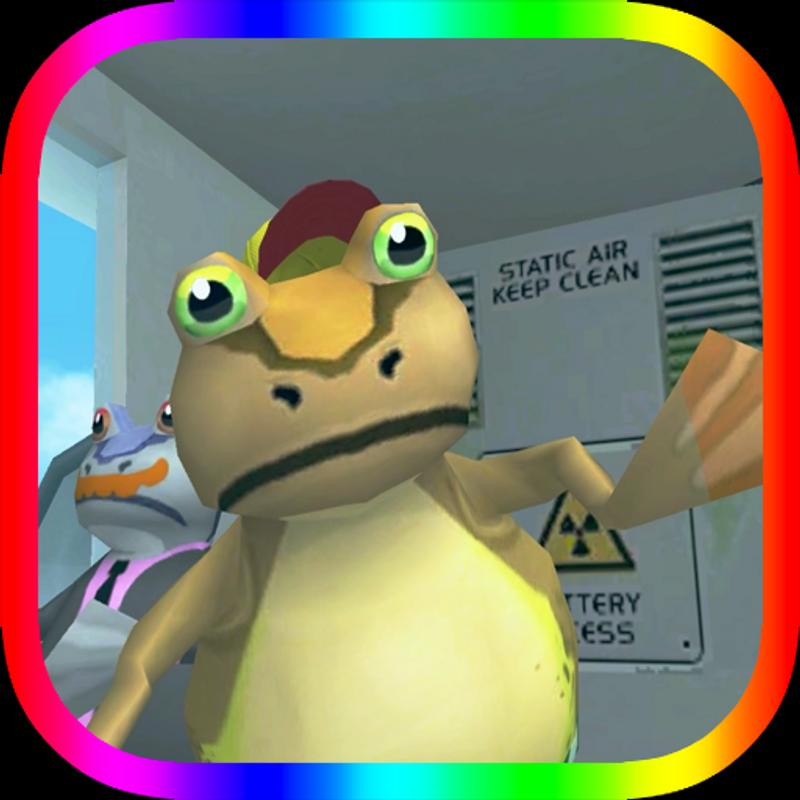 Amazing Frog: Amazing Super Frog Simulator For Android