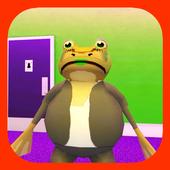Amazing Simulator frog icon