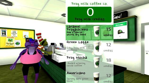 Amazing Simulator frog screenshot 1
