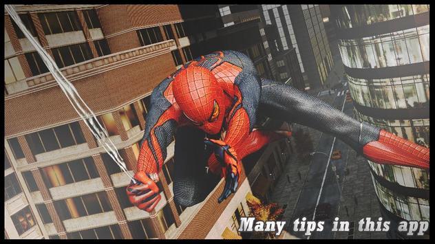 TIPs The Amazing Spider-Man 3 apk screenshot