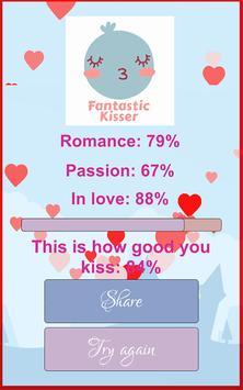 Am I a good Kisser? apk screenshot