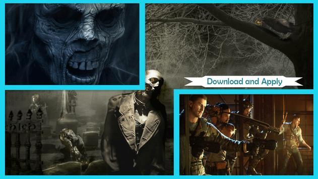 Zombies Live Wallpaper HD screenshot 1