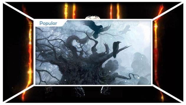 Zombies Live Wallpaper HD screenshot 2