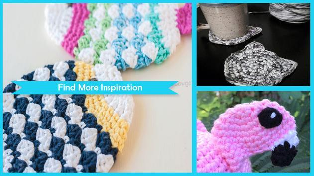 Lindo DIY Mini Crochet Bath Scrubbie Descarga APK - Gratis Arte y ...