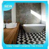 Easy Clean Ceramic Tile Floors icon
