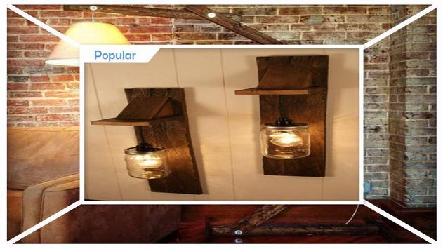 Great DIY Wooden Lamp Step By Step screenshot 4