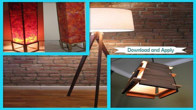 Great DIY Wooden Lamp Step By Step screenshot 2