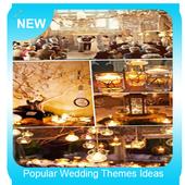 Popular Wedding Themes Ideas icon