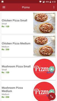 Pizmo Food Corner screenshot 2