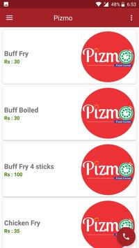 Pizmo Food Corner screenshot 4