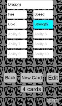 My Card Game - Beta apk screenshot