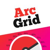 ArcGrid for Pokemon GO icon