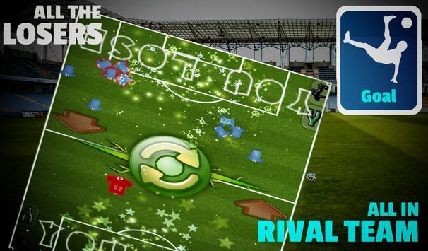 Soccer bounce - Free apk screenshot