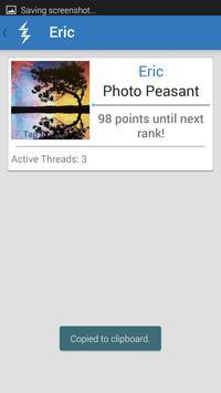 Quickshot apk screenshot