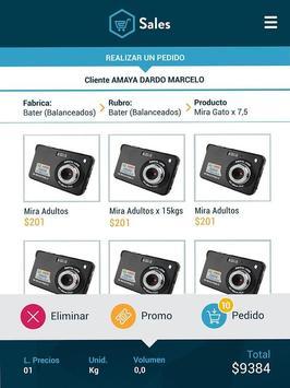 Sales Demo screenshot 2