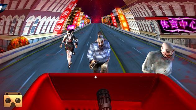 VR Virtual Reality Zombie Shooter 3D Cardboard apk screenshot