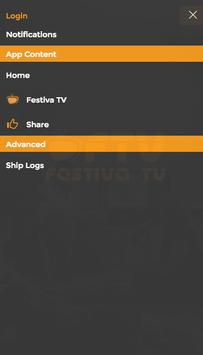 Festiva TV App apk screenshot