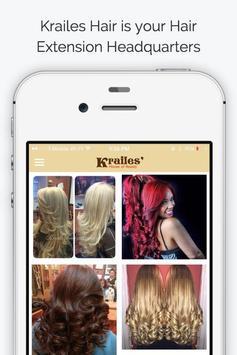 Krailes Hair poster