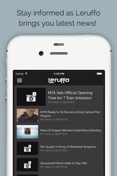 Leruffo App poster
