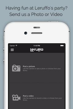 Leruffo App apk screenshot