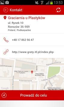 Graciarnia u Plastyków apk screenshot
