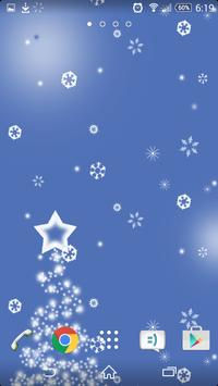 Christmas Snow LiveWallpaper poster