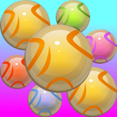 Match 3 Marbles icon