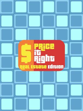 Price It Right: Real Estate poster