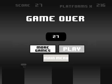 Blob Run: Black&White Edition screenshot 14