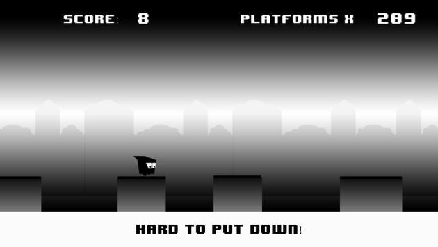 Blob Run: Black&White Edition screenshot 3