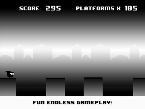 Blob Run: Black&White Edition screenshot 6