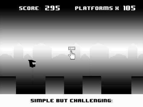 Blob Run: Black&White Edition screenshot 7