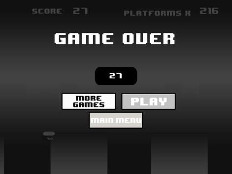 Blob Run: Black&White Edition screenshot 9