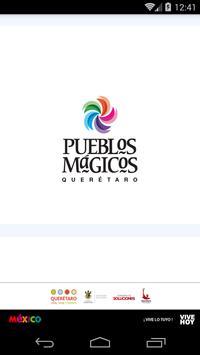 Pueblos Mágicos de Queretaro poster