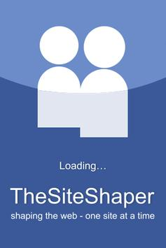 The Site Shaper poster