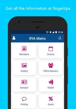 RYA Metro screenshot 1