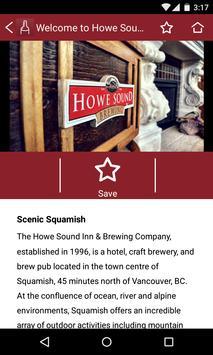 Howe Sound Brewing apk screenshot