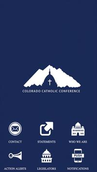 Colorado Catholic poster