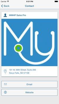 MMHP Sales Pro apk screenshot