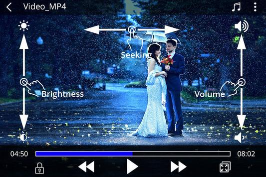 HD MX Video Player apk screenshot