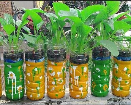 the art of recycling plastic bottles apk screenshot