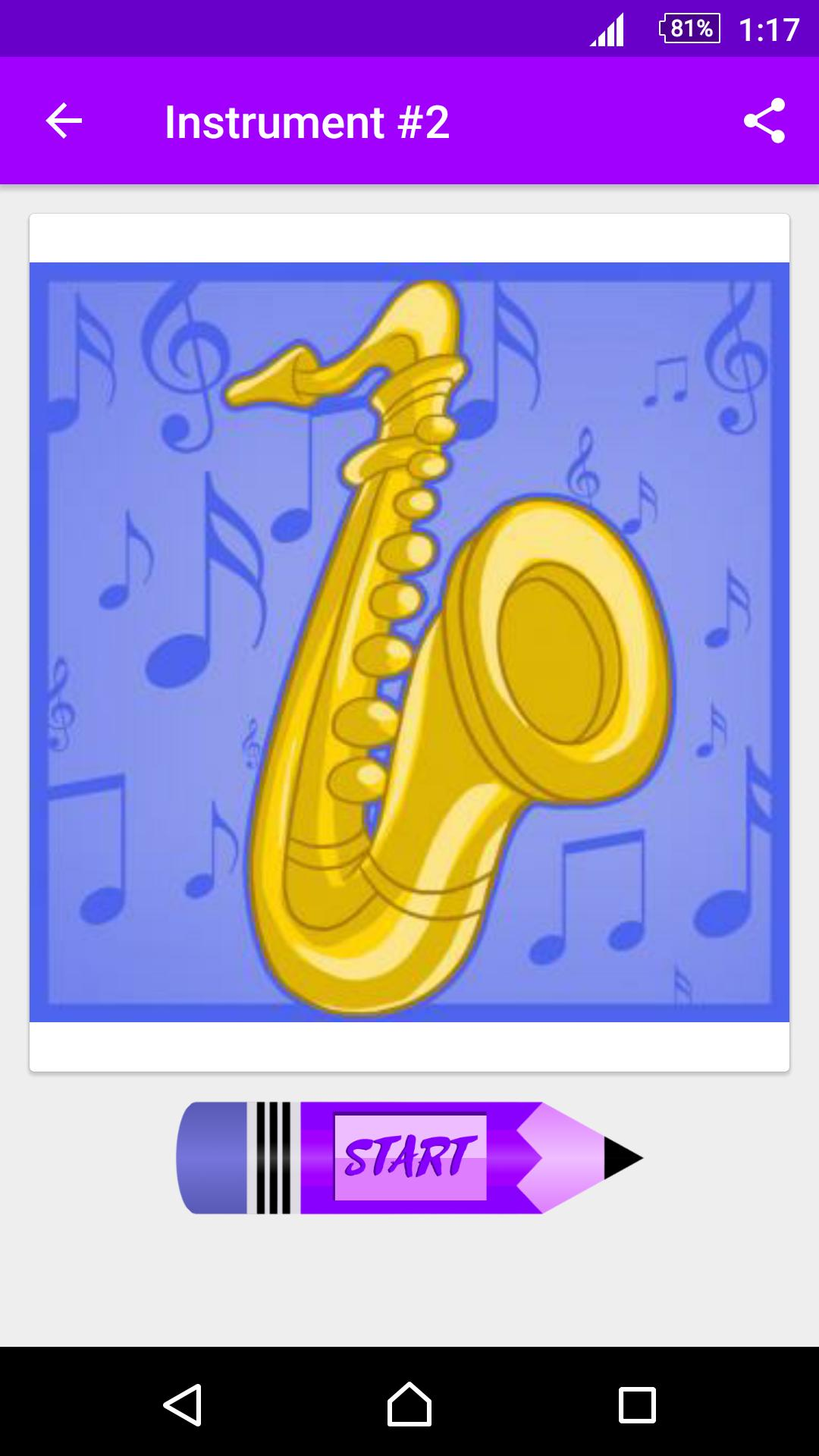 Learn How to Draw Music instruments poster